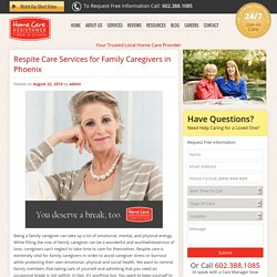 Family Caregivers Services