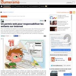 Un permis web pour responsabiliser les enfants sur Internet-Mozilla Firefox