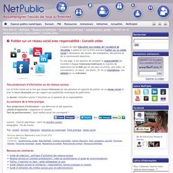 Publier sur un réseau social avec responsabilité : Conseils utiles