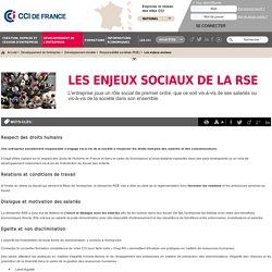 RSE : les enjeux sociaux de la responsabilité sociétale des entreprises