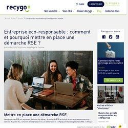 Entreprise éco-responsable : agir au quotidien pour le développement durable
