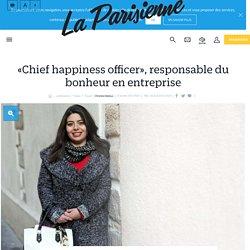 «Chief happiness officer», responsable du bonheur en entreprise - Le Parisien
