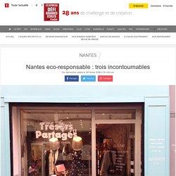 Nantes eco-responsable : trois incontournables