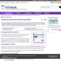 Actualités du numérique - Internet responsable