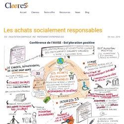 Les achats socialement responsables - Cleeress, CLuster Education Enseignement et Recherche en ESS, économie sociale et solidaire