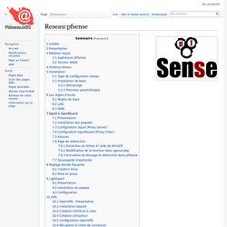 Reseau:pfsense — wiki des responsables techniques du 85