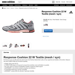 adidas Response Cushion 22 W Textile (mesh / syn)