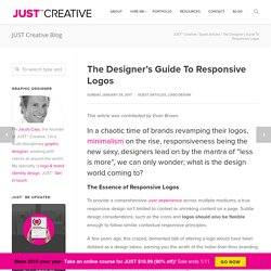 Responsive Logo Design & Branding Guide for Websites