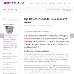 Responsive Logo Design & Branding Guide for Websites