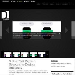 9 GIFs That Explain Responsive Design Brilliantly