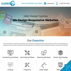 A Prominent Web Design Company In Sydney