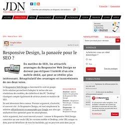 Responsive Design, la panacée pour le SEO ?