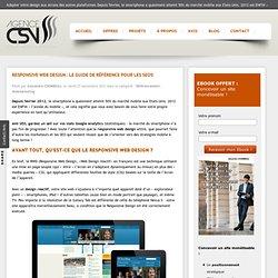 Responsive Design : Le guide de référence pour les SEOs