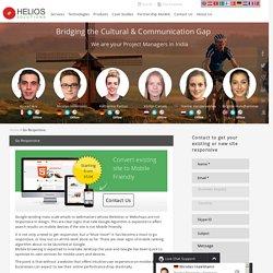 Outsource Responsive Webdesign Development