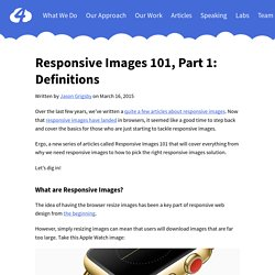 Responsive Images 101, Part 1: Definitions - Cloud Four