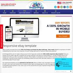 OCDesignsOnline For Responsive eBay Templates