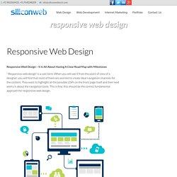 Responsive Web Design, Responsive Web Design Services Company