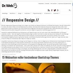 Responsive Design: Webdesign Tutorials bei Dr.Web