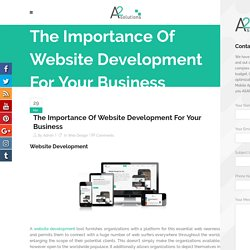 Responsive Website Development Company Dubai