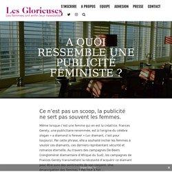 A quoi ressemble une publicité féministe ? - Les Glorieuses