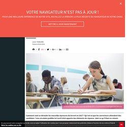 Brevet 2017 : à quoi vont ressembler les nouvelles épreuves ? - Letudiant.fr - L'Etudiant