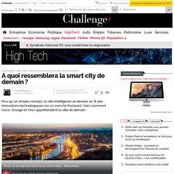 A quoi ressemblera la smart city de demain ? - 15 décembre 2014