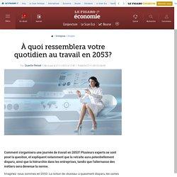 À quoi ressemblera votre quotidien au travail en 2053?