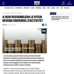 A quoi ressemblera le futur revenu universel d'activité?