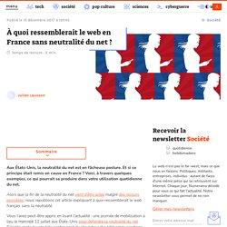 À quoi ressemblerait le web en France sans neutralité du net ?