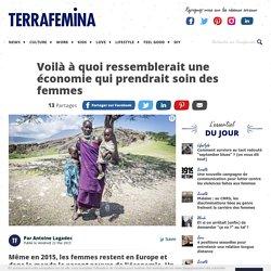 Une économie prenant soin des femmes