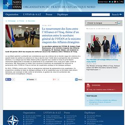 2014 OTAN IRAK