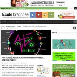 Arts Visuels École : une ressource en ligne pour apprendre et pratiquer les arts!