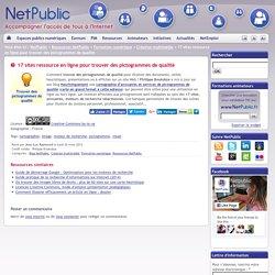 17 sites ressource en ligne pour trouver des pictogrammes de qualité