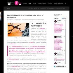 """La """"digitale detox"""" : se ressourcer pour mieux se reconnecter"""