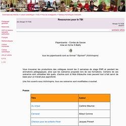 Ressources pour le TBI - tbi, tni, activinspire, tableau, interactif, enr, numérique