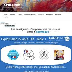 Ressources – ApollinR18