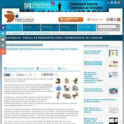 MES-English: portail de ressources pour l'apprentissage de l'anglais : : Répertoire : Thot Cursus