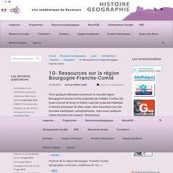 Ressources complémentaires sur la région Bourgogne-Franche-Comté
