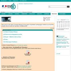 Allemand - Académie de Rouen - Ressources CinéAllemand8