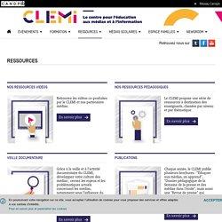 Ressources- CLEMI