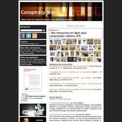 Des ressources en ligne pour comprendre l'affaire JFK