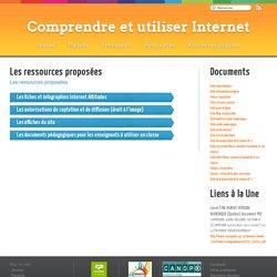 Ressources - Comprendre et utiliser Internet