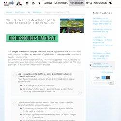 Des ressources Xia en SVT - Délégation académique au numérique éducatif
