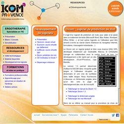ressources developpement logiciels dicom marseille
