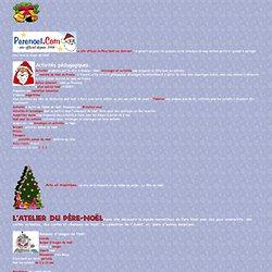 Ressources didactiques sur Internet. Sélection de sites portant sur les fêtes de Noël. Carmen Vera Pérez.