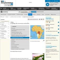 Le pillage des ressources naturelles - Le conflit des Grands Lacs en Afrique - Dossiers