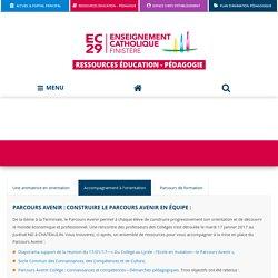 Parcours avenir : Ressources éducation pédagogie – DDEC 29