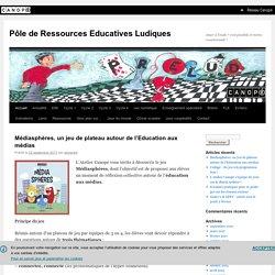 Pôle de Ressources Educatives Ludiques