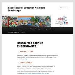 Inspection de l'Education Nationale Strasbourg 4