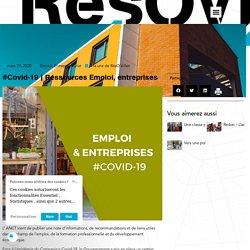 Ressources Emploi, entreprises - Résovilles